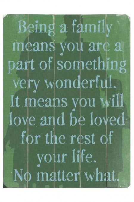 Family quote #6