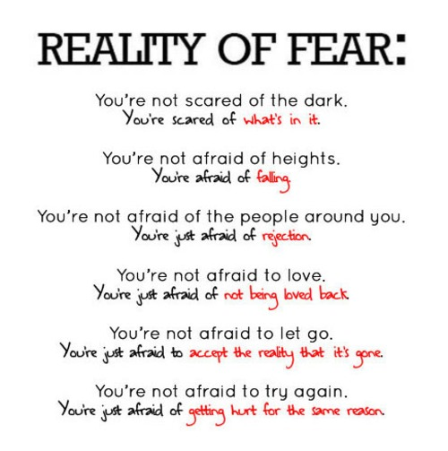 Fear quote #5