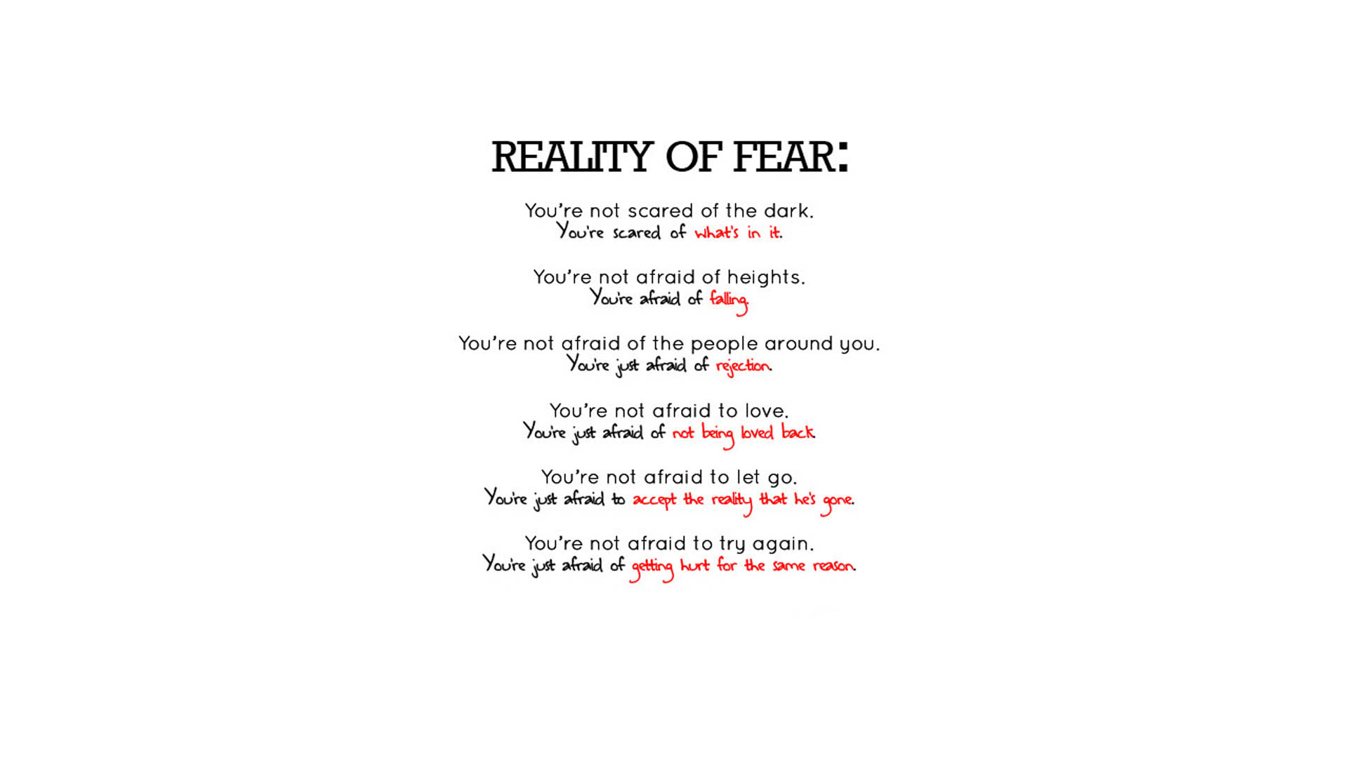 Fear quote #6