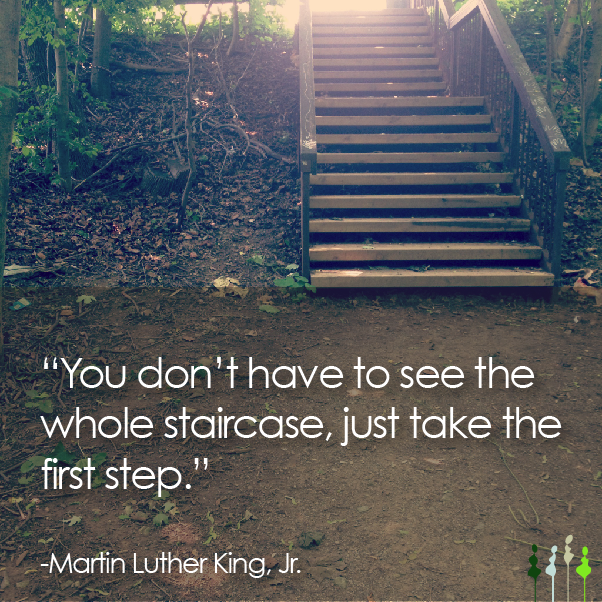 Famous Quotes About 'First Step'