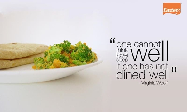 Food quote #1