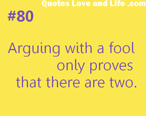 Fool quote #6