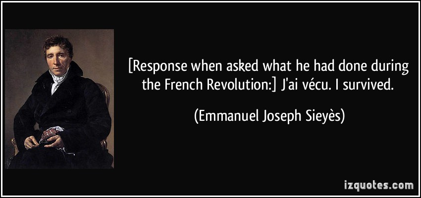 Famous Quotes About 'French Revolution'