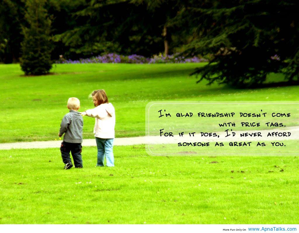 Friendship quote #3
