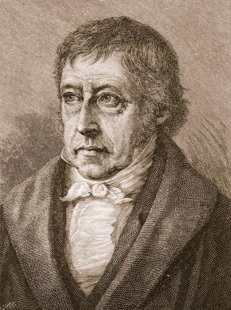 Georg Wilhelm Friedrich Hegel Biography