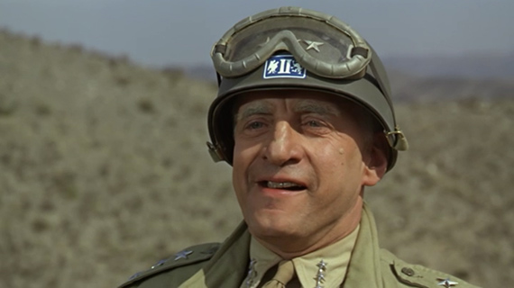 Image result for George C. Scott
