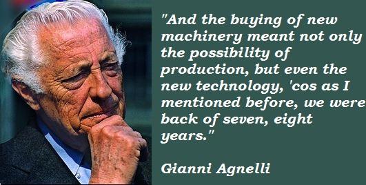 Gianni Agnelli's quote #4
