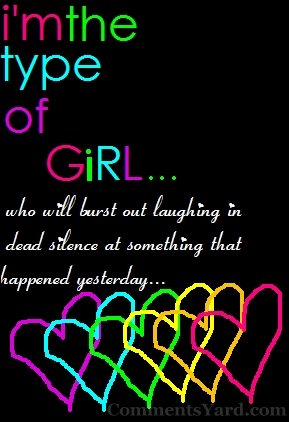 Girl quote #5