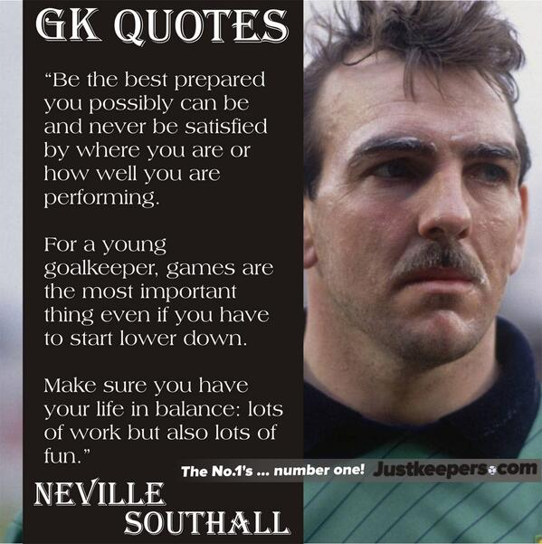 Goalkeeper Quotes
