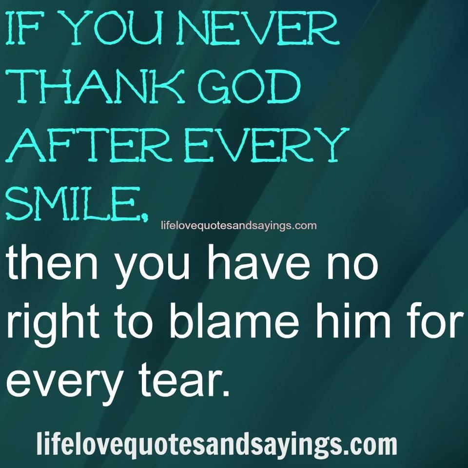 God quote #5