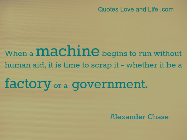 Government quote #4