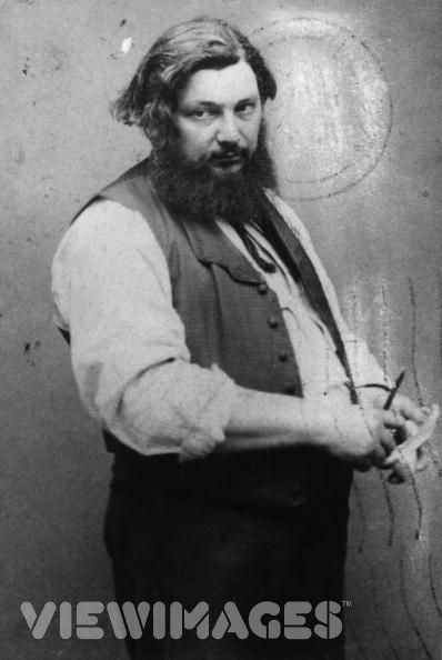 gustave courbet the desperate man essay