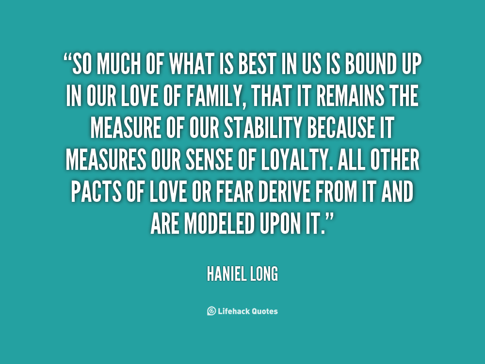 Haniel Long's Quotes, Famous And Not Much