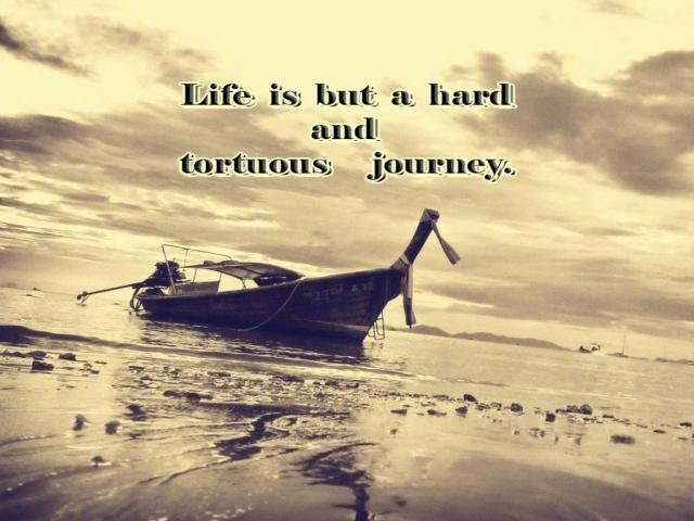 Famous Quotes About 'Hard Life'