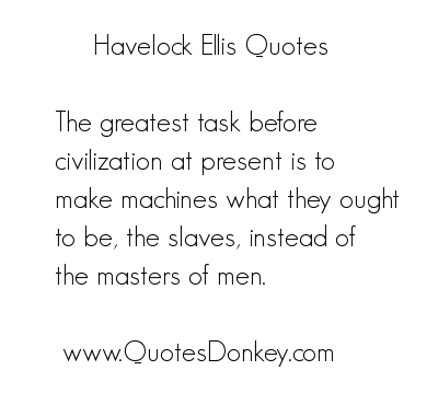Havelock Ellis's quote #4