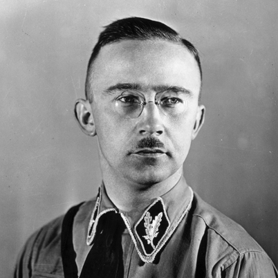 heinrich himmler bio essay Heinrich himmler essaysheinrich himmler was reich leader of the ss, head of the gestapo and the waffen ss, minister of the interior from 1943 to 1945 and thought to be the most powerful man in nazi germany, second only to adolf hitler himmler was born in munich in the year 1900 he was born into a.