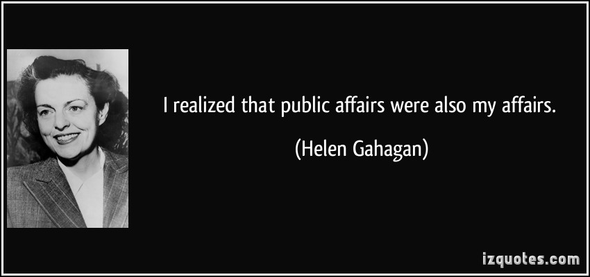 Helen Gahagan's quote #2