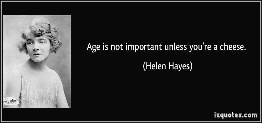 Helen Hayes's quote