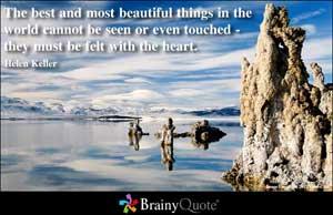 Helen Keller's quote #3