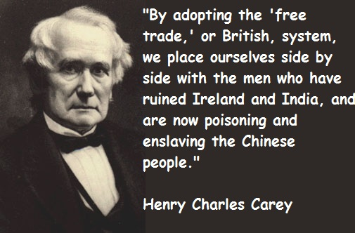Henry Charles Carey's quote #1