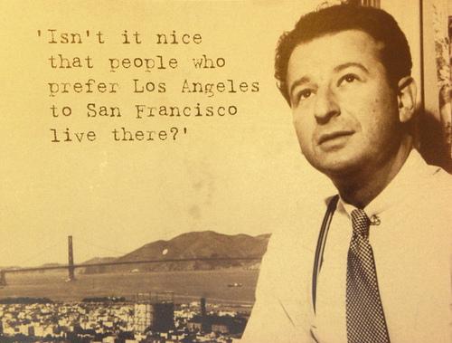 Herb Caen's quote #5