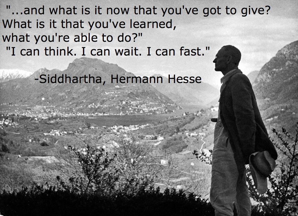 Siddhartha by Hermann Hesse – Book Review