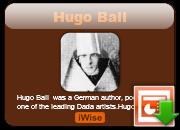 Hugo Ball's quote #1
