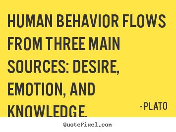 how to learn human behaviour