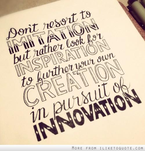 Famous quotes about 'Imitation' - QuotationOf . COM