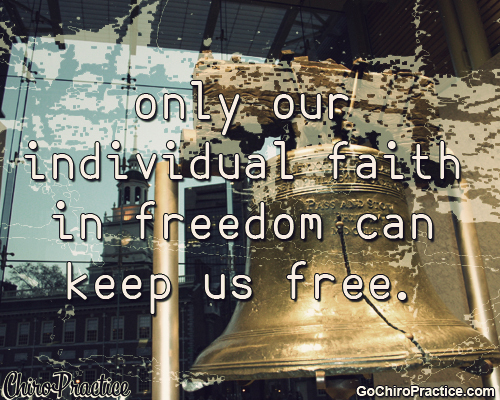 individual freedom Individual freedom quotes from brainyquote, an extensive collection of quotations by famous authors, celebrities, and newsmakers.
