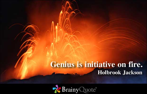 Famous Quotes About 'Initiative'