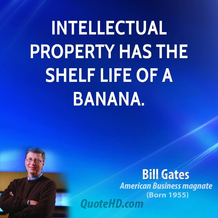 Intellectual Quotes: Famous Quotes About 'Intellectual Property'