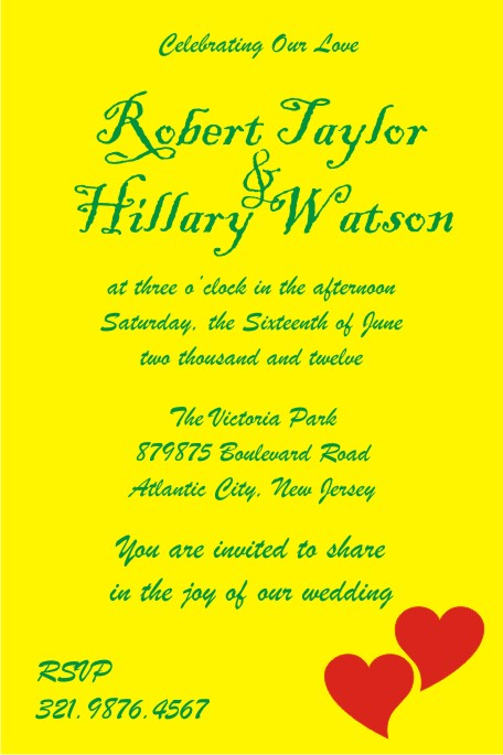 Quote For Wedding Card Invitation Wedding Invitation Sample – Nice Quotes for Wedding Cards