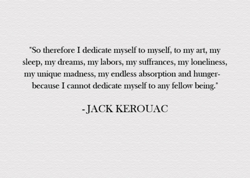"""existentialism and on the road jack kerouac Legend has it, in 1951 jack kerouac crafted the entire """"on the road"""" manuscript   it's an existential moment for sal, too, who has been blindly."""