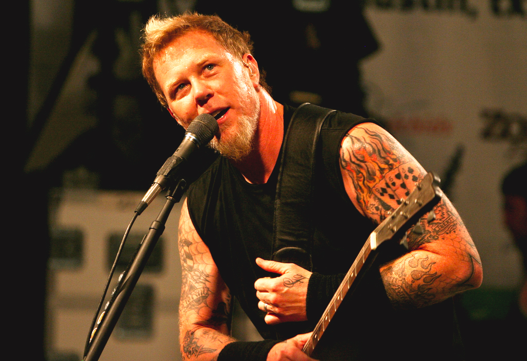 james hetfield 39 s quotes famous and not much quotationof com. Black Bedroom Furniture Sets. Home Design Ideas