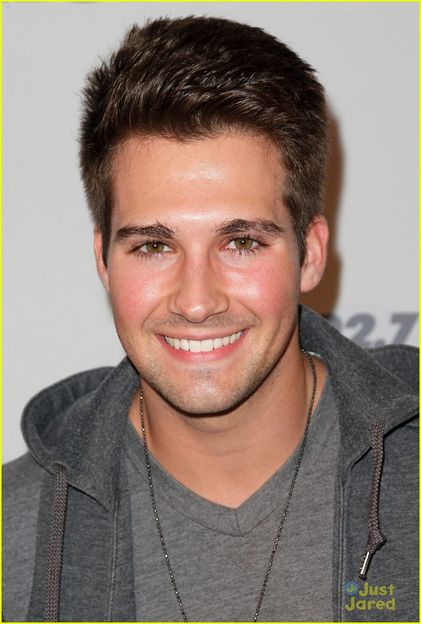 Interview: James Maslow Shares The Inspiration Behind