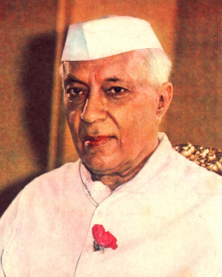 essay on jawaharlal nehru in marathi language