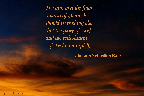 Johann Sebastian Bach's quote #2