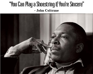 John Coltrane's quotes, famous and not much - QuotationOf ...