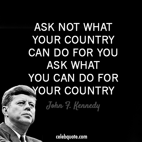 john f kennedy quote wallpapers - photo #19