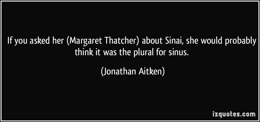 Jonathan Aitken's quote #1