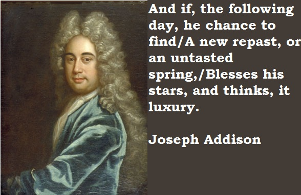 Joseph Addison's quote #5