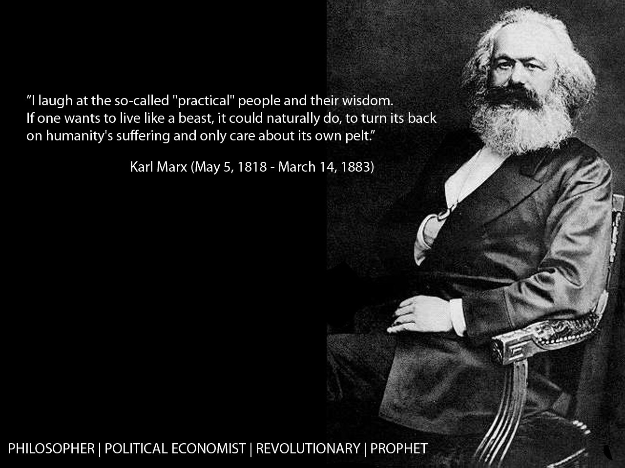 karl marx quotes on marxism