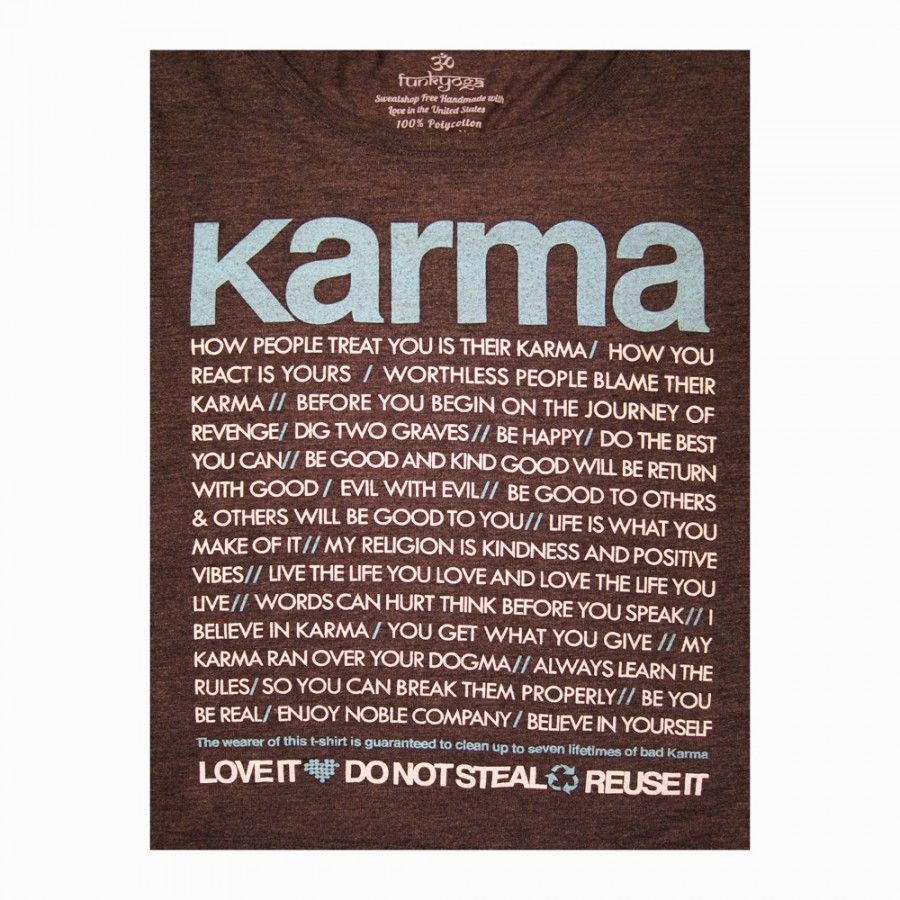 Famous Quotes About 'Karma'
