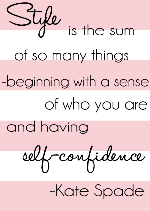 Kate Spade Quotes kate spade's quotes , famous and not much ...