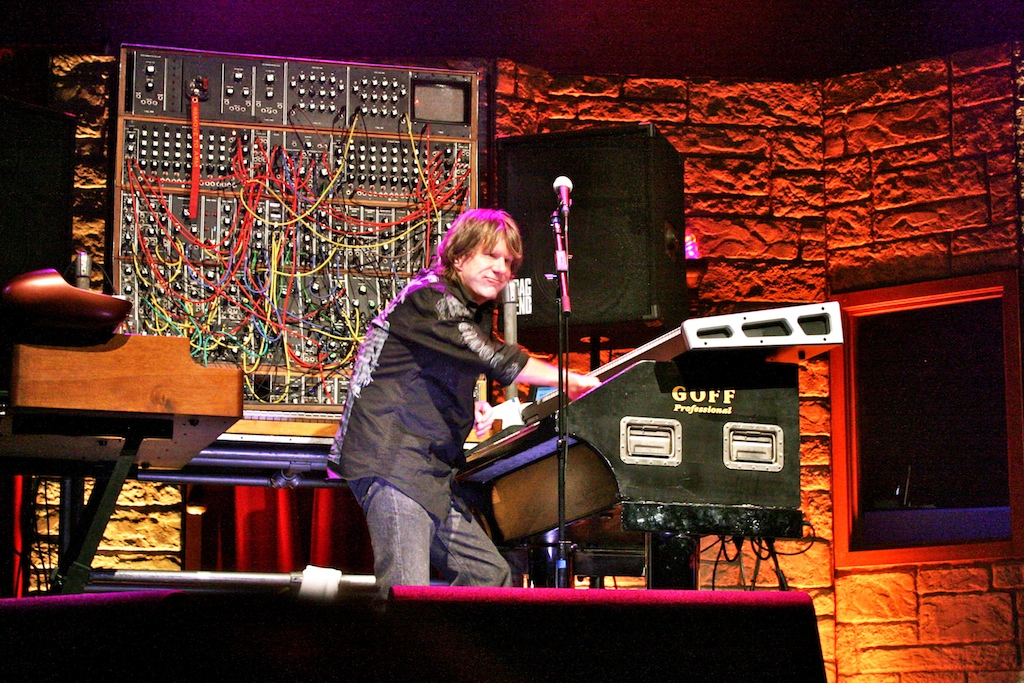 Keith Emerson Biography, Keith Emerson's Famous Quotes