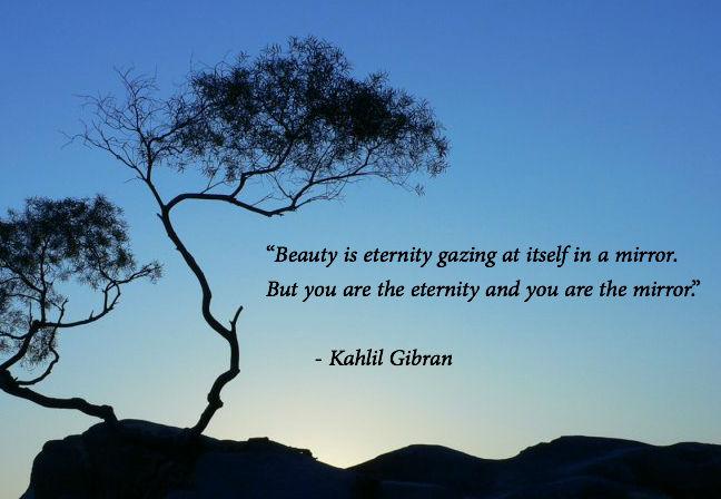 Khalil Gibran's quote #8