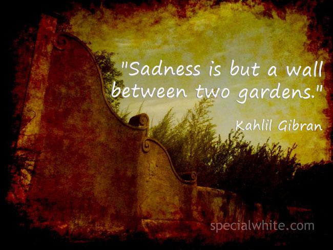 Khalil Gibran's quote #4