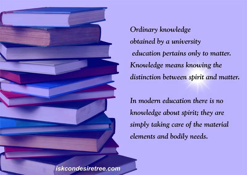 Knowledge quote #1