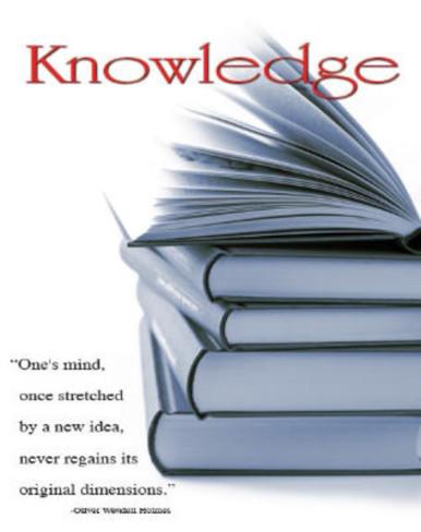 Knowledge quote #8
